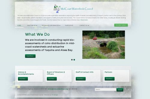 MidCoast Watersheds Council