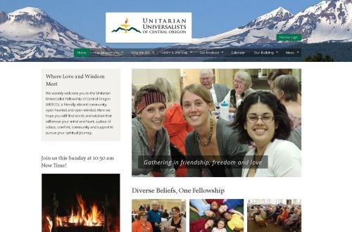 Unitarian Universalists of Central Oregon